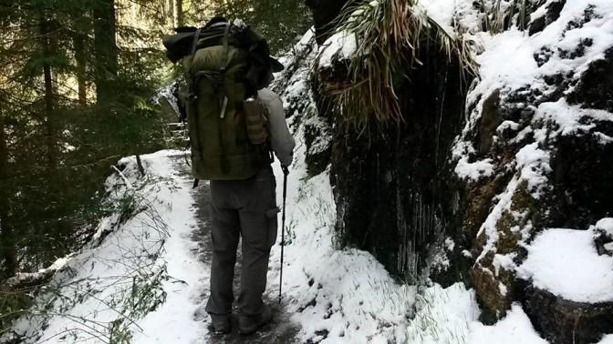 Al hiking